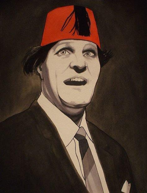 Tommy Cooper by Markbickley